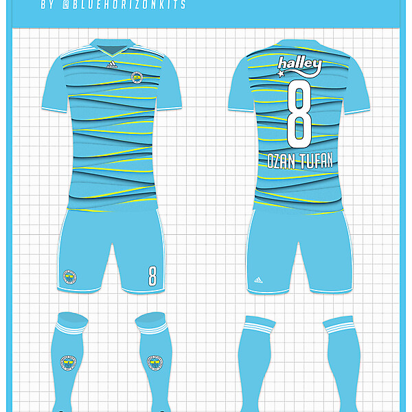 Fenerbahçe SK Third Kit