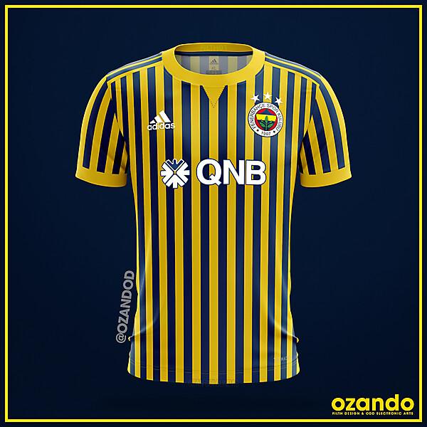Fenerbahçe x Adidas | KOTW 14