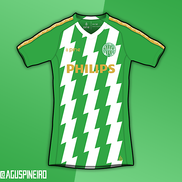 Ferencvarosi Home Kit by Pine