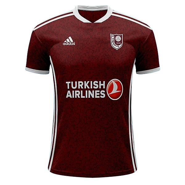 FK Sarajevo home Concept