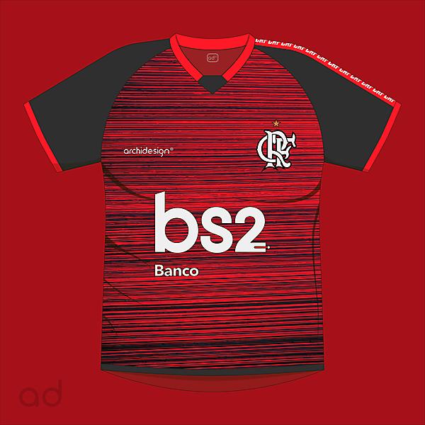 Flamengo Home Kit Concept