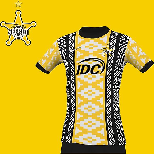 Fotbal Club Sheriff Extreme Concept