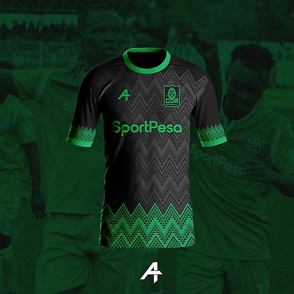 Gor Mahia F.C away kit