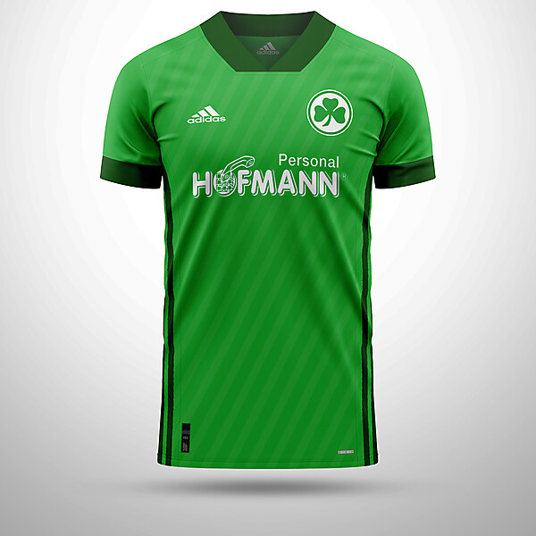 Greuther Fürth adidas version