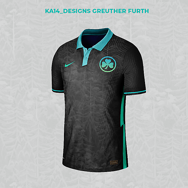 Greuther Furth third kit concept