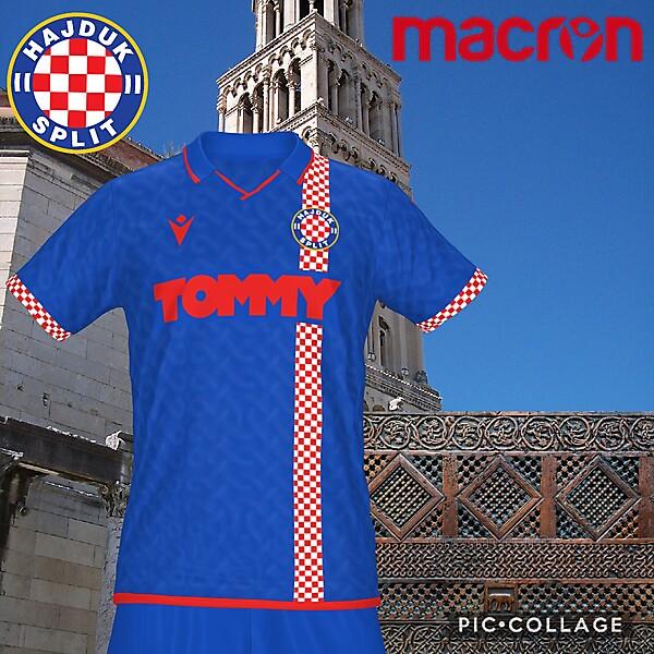 Hajduk Split Away Concept