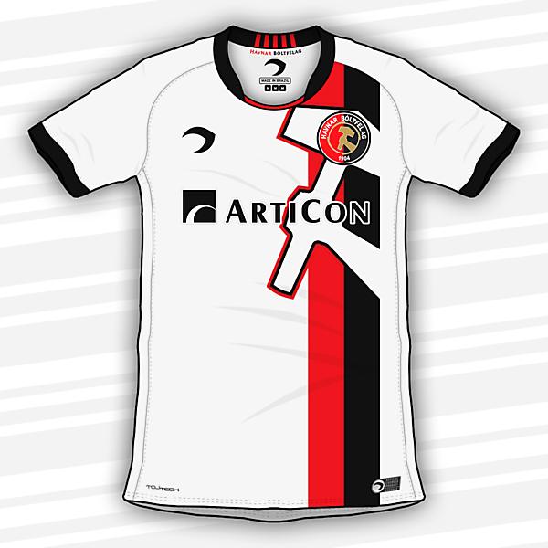 HB Tórshavn   Away shirt