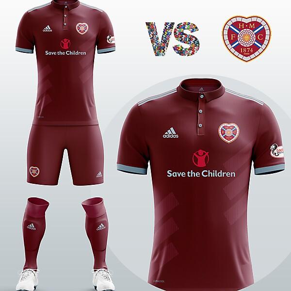 Heart Of Midlothian Home kit