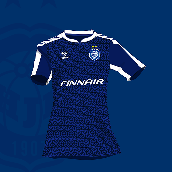 HJK Helsinki Away X Hummel