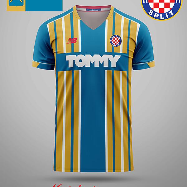 HNK Hajduk Split 3rd kit concept