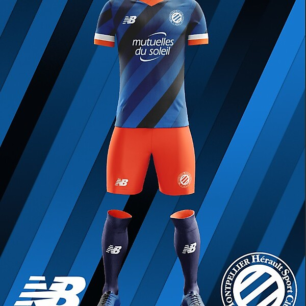 HSC Montepllier X NB Home Kit