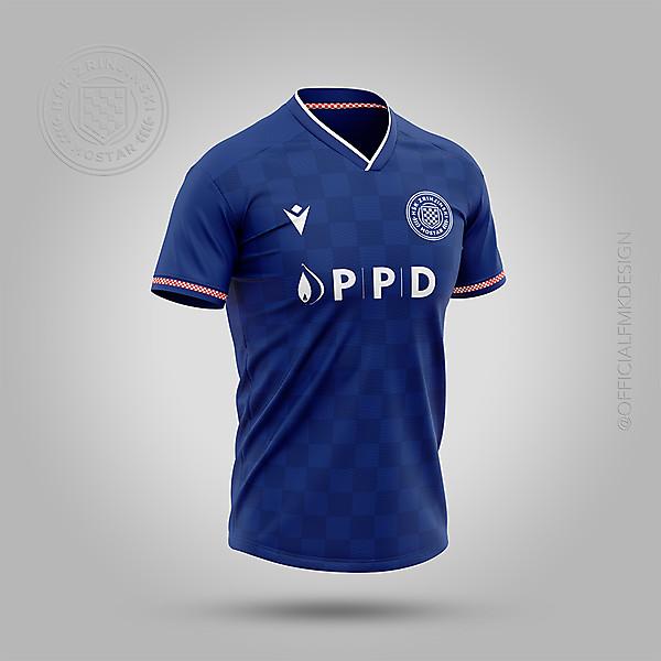HSK Zrinjinski Away Kit