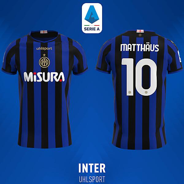 Inter x 1991