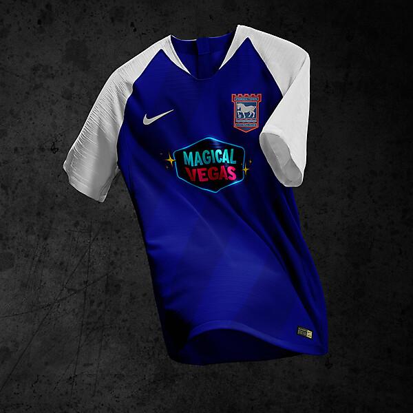 Ipswich Town - Home Kit