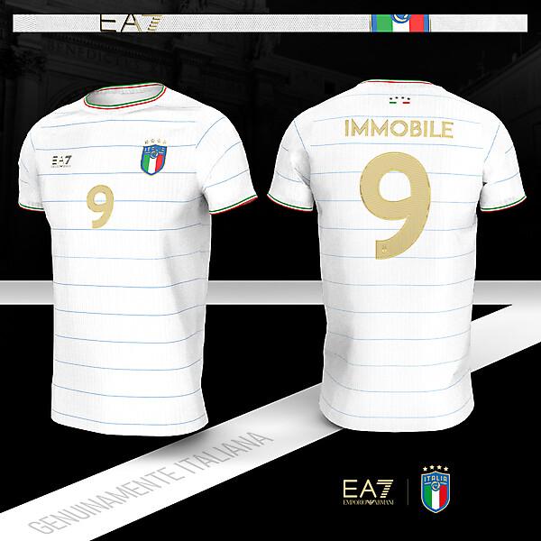 Italia x Emporio Armani EA7