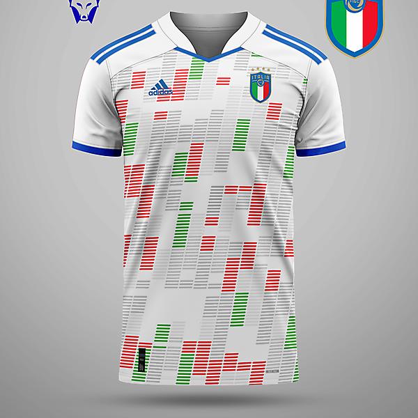 Italy Adidas away concept
