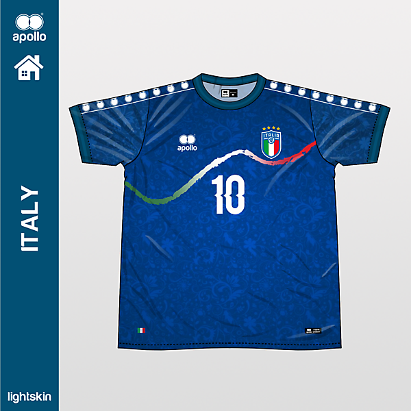 italy home