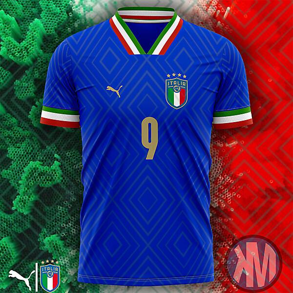 Italy home kit V3