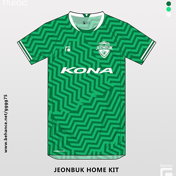 jeonbuk home kit