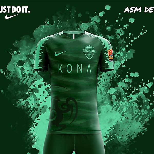 Jeonbuk Nike 2019 Home Kit