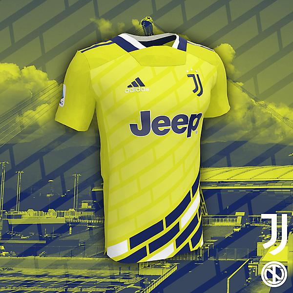 Juventus | Third Kit Concept