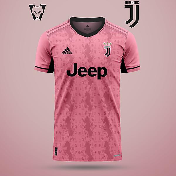 Juventus away concept