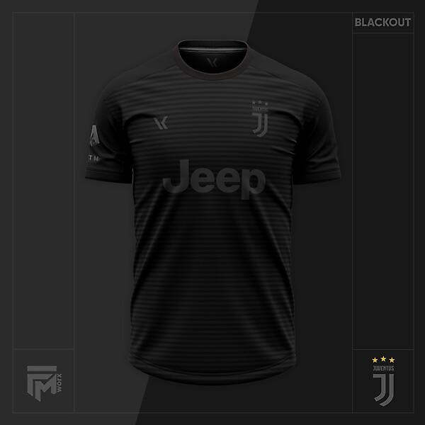 Juventus Blackout Concept