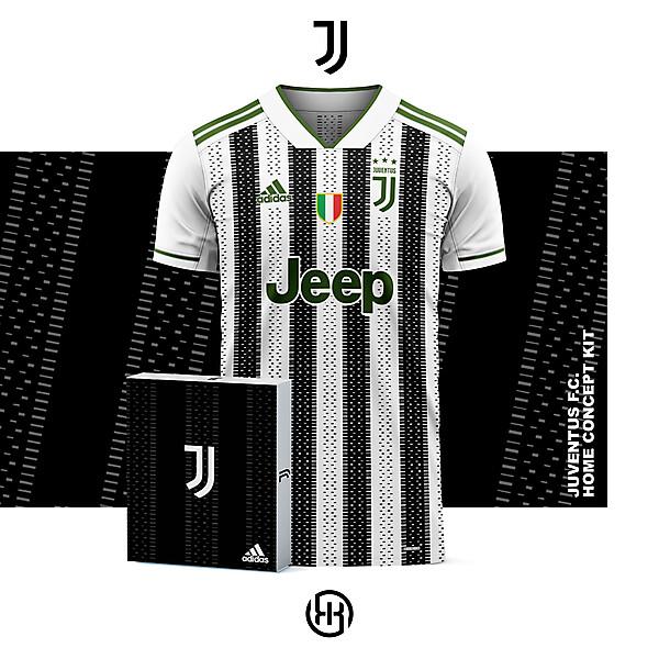 Juventus F.C.   Home kit concept