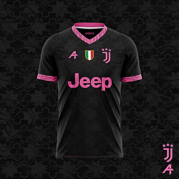 Juventus F.C third kit concept