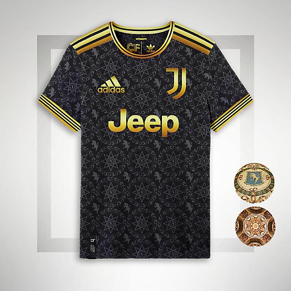 Juventus Third Shirt
