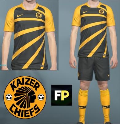 Kaizer Chiefs 2019 Home
