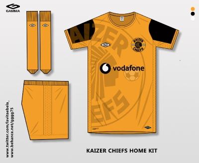 kaizer chiefs home