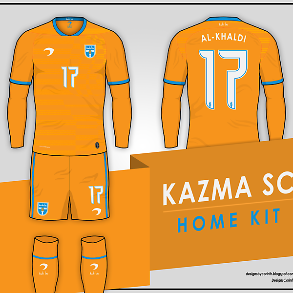 Kazma SC | Home Kit