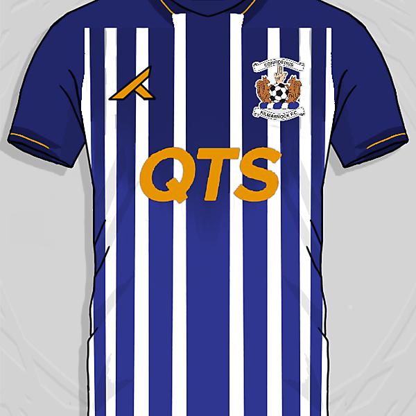 KILMARNOCK FC (HOME)