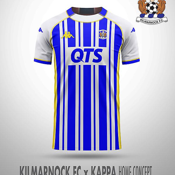 Kilmarnock FC Home Concept