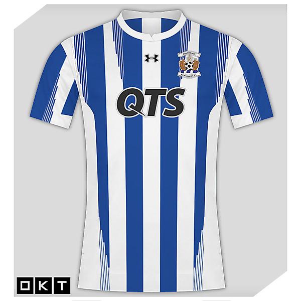 Kilmarnock FC Home Shirt