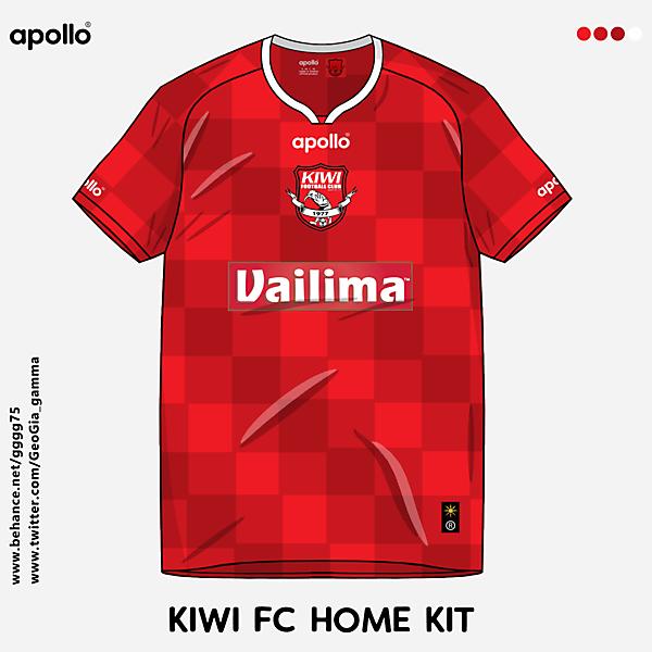 kiwi fc home jersey
