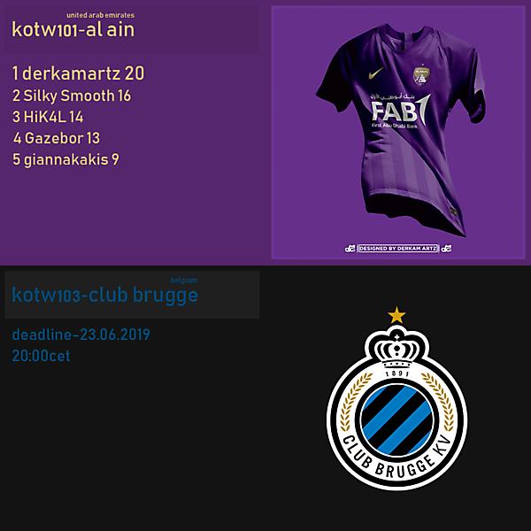 KOTW101 / KOTW103