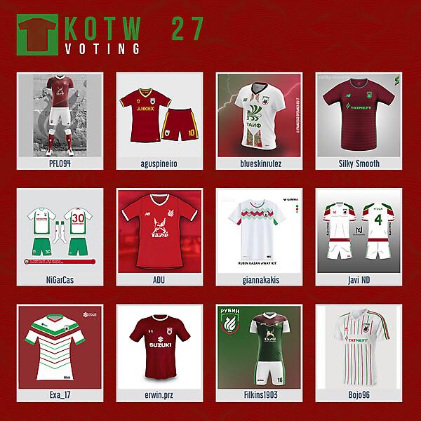 KOTW27 - VOTING