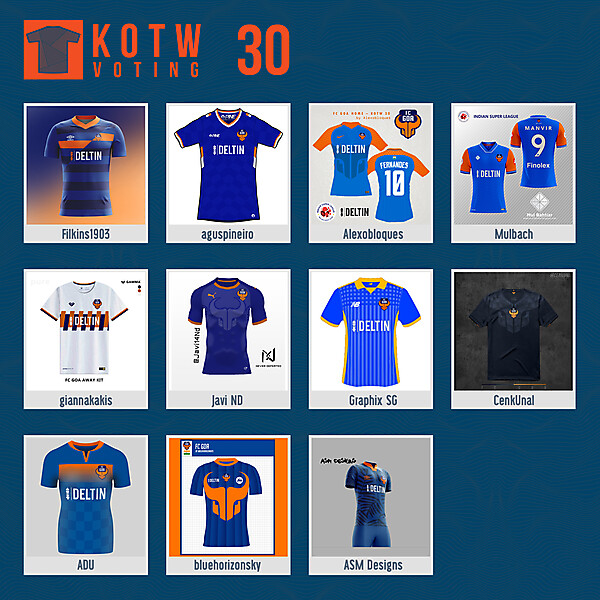 KOTW30 - VOTING