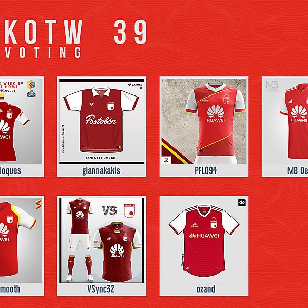 KOTW39 - VOTING