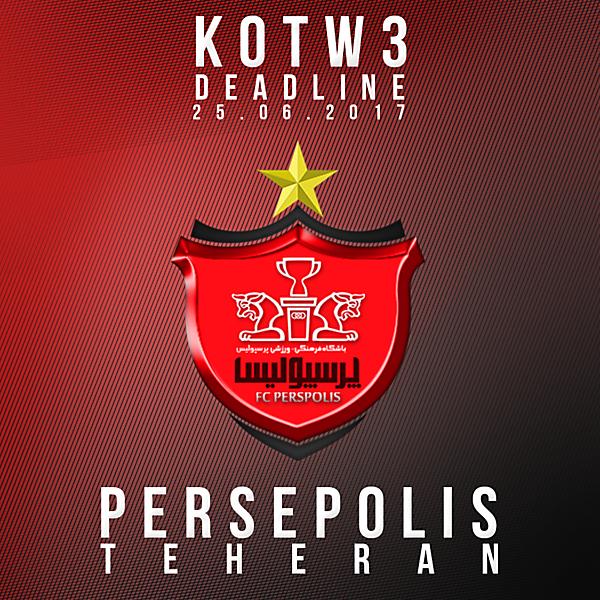 KOTW3 - Persepolis