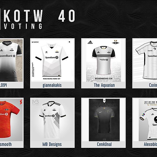 KOTW40 - VOTING