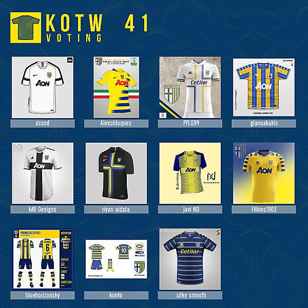 KOTW41 - VOTING