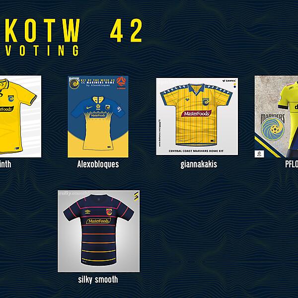 KOTW42 - VOTING