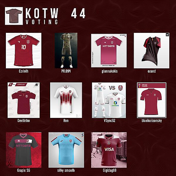 KOTW44 - VOTING