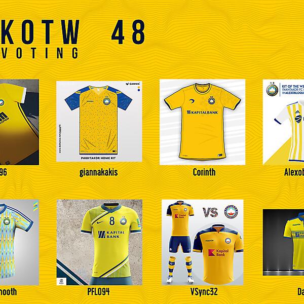 KOTW48 - VOTING