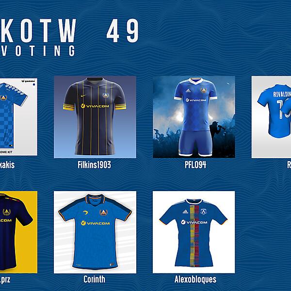 KOTW49 - VOTING