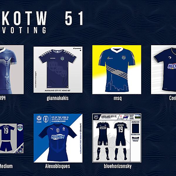 KOTW51 - VOTING