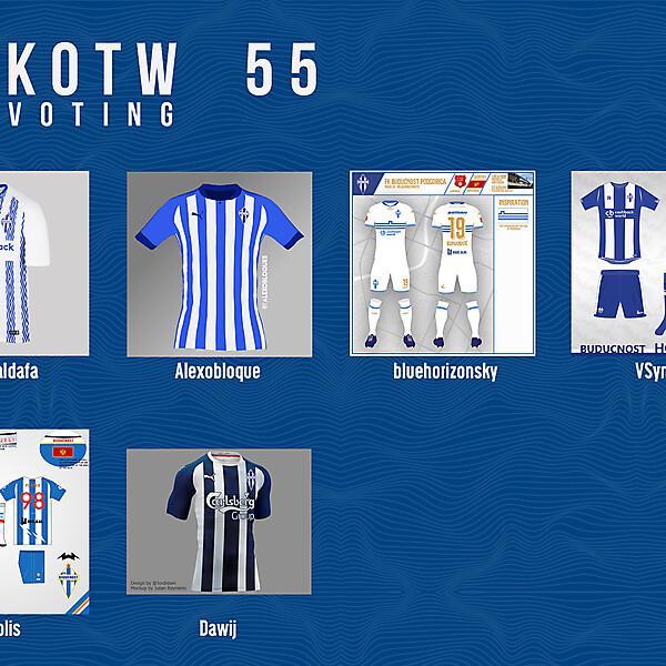 KOTW55 - VOTING